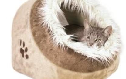 Trixie Minou Kuschelhöhle für Katzen