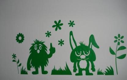 Wandtattoos mit Tiermotiven für Kinder oder Erwachsene
