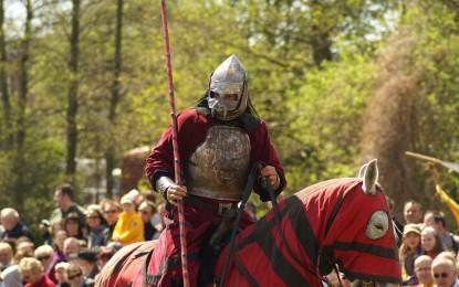 Einmal Ritter spielen