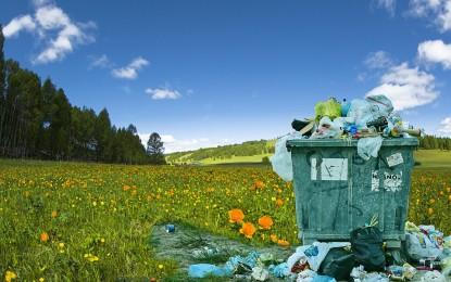 Gefahrenquelle Müll