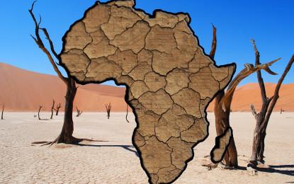 Trockenheit in Afrika setzt Landwirten immer wieder zu