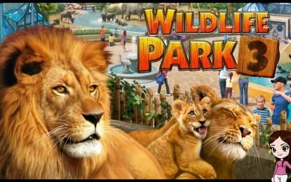 Mehr Zoo geht nicht! Wildlife Park 3: Afrika & Amazonas veröffentlicht