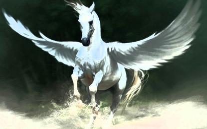 Pegasos – Das fliegende Wunderpferd der Griechen