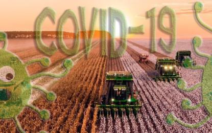 Corona-Krise: Auch die Landwirtschaft ist betroffen!