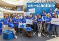 Freiwilligentag der Metropolregion Rhein-Neckar: Anpacken mit Umsicht!