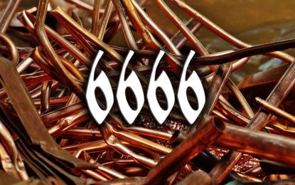 6666 – was für eine Zahl!