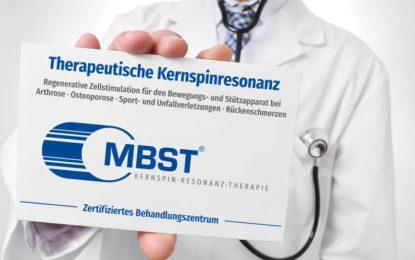 MBST Kernspin VET neu in Henningsdorf