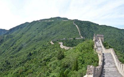 Auf zwei Pferden von Baden-Württemberg bis zur Chinesischen Mauer