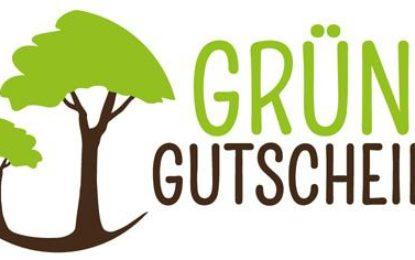 """""""Grüne Gutscheine"""" wird zur Erfolgsstory"""
