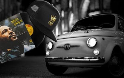 """Fiat feiert 50. Geburtstag von Marvin Gayes Album """"What's Going On"""" mit einem emotionalen Video zu den Themen Umweltschutz und Inklusion"""