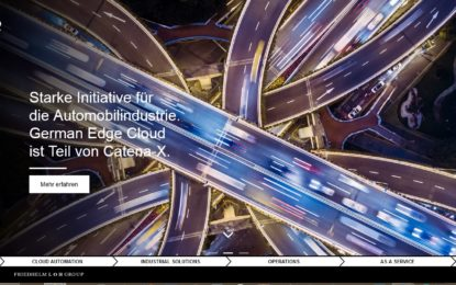 Cloud meets Edge – Ein Ökosystem für digitale Geschäftsmodelle