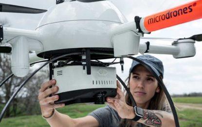 Grenzvermessungen mit Drohnen-LiDAR in der neuesten Vermessungs-Dokumentation (Reality Show)