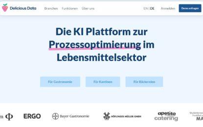 Münchener KI-Startup schließt Finanzierungsrunde ab und bietet seine erfolgreiche Software zur Vermeidung von Lebensmittelabfällen zukünftig auch für Bäckereien an