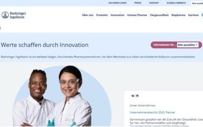Erste Jahreshälfte 2021 – Boehringer Ingelheim macht wesentliche Fortschritte bei Forschung und Entwicklung