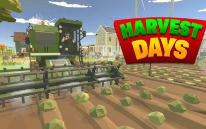 Harvest Days – das liebevoll gestaltete Sandbox-Spiel ist jetzt auf Kickstarter